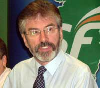 Gerry Adams MP