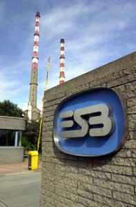 Poolbeg ESB power station