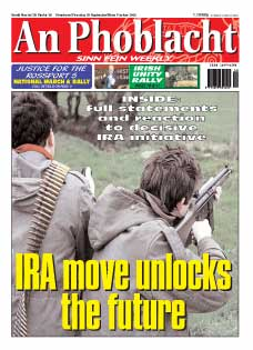 IRA move unlocks the future