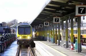 Western Rail Corridor needed