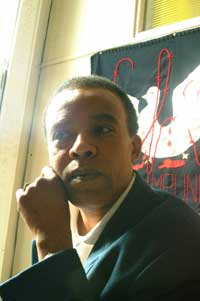 Sergo Alexis - an exiled Haitian human rights activist