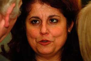 Teresita Trujillo - the Cuban Chargé d'Affair to Ireland