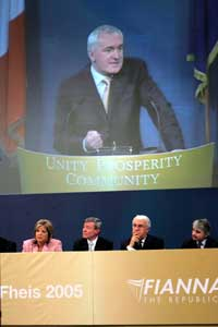 The Fianne Fáil Ard Fheis