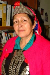 Juana Calfunao
