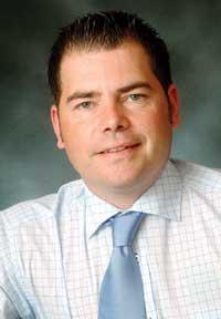 Sinn Féin councillor Tony Smithers