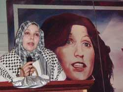 Ibtihaj El-Halabi, representing the Office of the General Delegation of Palestine