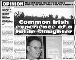 An Phoblacht 16 March