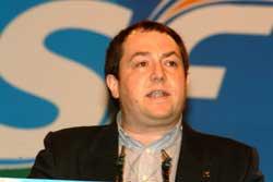 Batasuna spokesperson, Pernando Barrena