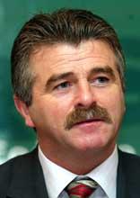 Sinn Féin workers' rights spokesperson Arthur Morgan TD