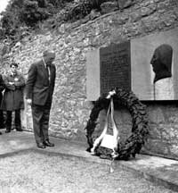 Charles Haughey at Fianna Fáil Bodenstown commemoration in 1987