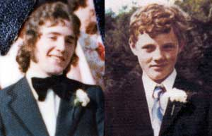 IRA Volunteers Patrick Cannon and Peter McElchar