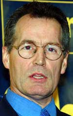 Sinn Féin's Gerry Kelly