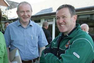 Newry Armagh MP Conor Murphy MLA