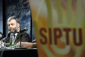 SIPTU General President Jack O'Connor