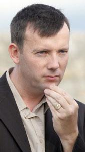 Brendan Ogle, Regional Industrial Organiser for the ATGWU