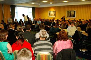 The meeting of Sinn Féin's Ard Chomairle