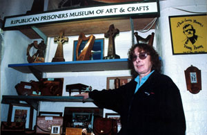 The project to establish the museum was initiated by the late Eileen Hickey