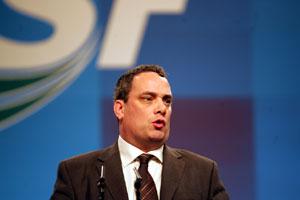 Sinn Féin Justice spokesperson Aengus Ó Snodaigh