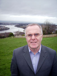 Sinn Féin's spokesperson on Regional Development, Raymond McCartney
