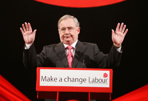 Pat Rabbitte unveils his tax-cut ploy at the Labour conference