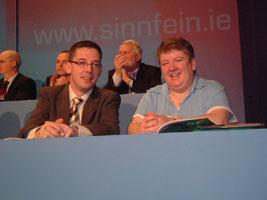 Niall Ó Donaile agus Sue Ramsey