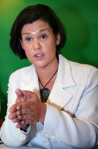 Dublin Sinn Féin MEP Mary Lou McDonald