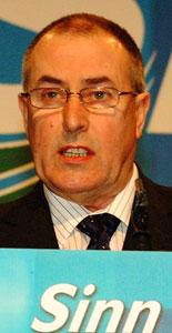 Sinn Féin Northern Assembly, Mitchel McLaughlin MLA
