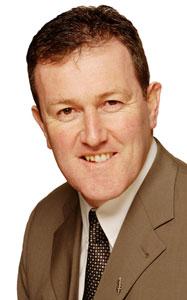 Sinn Féin Newry/Armagh MP Conor Murphy