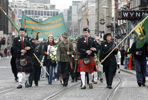 Women of 1916. The 1916 Rising community commemoration of the role of women who fought in the 1916 Rising, the War of Independence and the Civil War was highlighted on Easter Monday