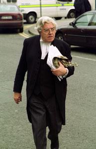 Barrister, Paddy  McEntee