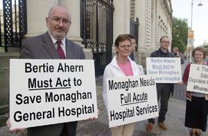 Sinn Féin Health spokesperson Caoimhghín Ó Caoláin TD