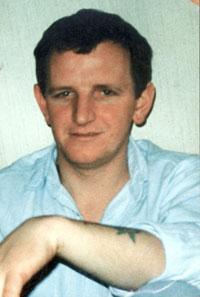 Volunteer Martin Doherty