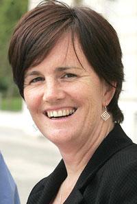 Sinn Féin Education Minister Caitríona Ruane
