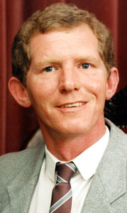 Sinn Féin Newry/Mourne Councillor Brendan Curran