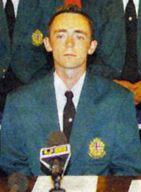 UDA man and Special Branch agent Jon McDowell