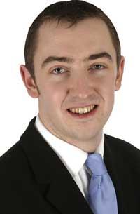 North Antrim Sinn Féin MLA Daithí McKay