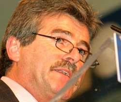 Sinn Féin spokesperson on Economic Affairs, Arthur Morgan TD