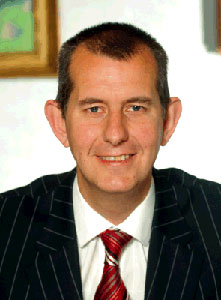 Six-County Culture Minister Edwin Poots