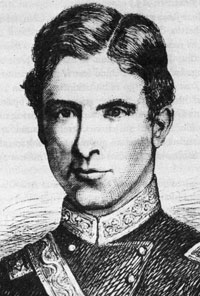 Irish-American Fenian William Mackey Lomasney