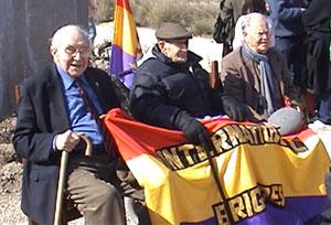 Jack Jones, Bob Doyle and Gervasio Puerta