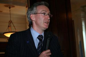 Dáithí Mac Cárthaigh, Uachtarán Chonradh na Gaeilge