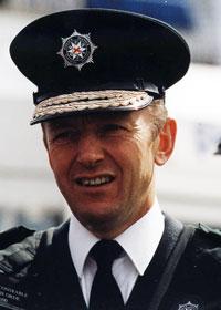 Chief Constable Hugh Orde: threatened gagging orders