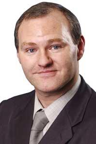 Sinn Féin MLA Paul Maskey
