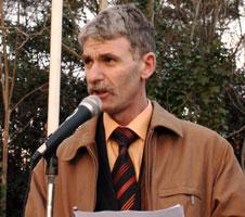 Sinn Féin Councillor Eamon Mac Con Midhe