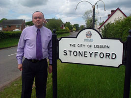 PAUL BUTLER: The DUP vote to fund an Eleventh Night event in Stoneyford is 'a reward for bigotry'
