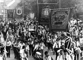 Orange march 1983