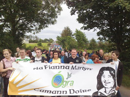 ÓGRA: A spokesperson for the youth group has slammed imbalance in coverage of the Twelfth of July Orange demonstrations