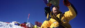Banjo on Everest 2003