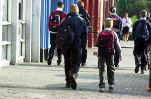 BACK TO SCHOOL: This time of year brings increased costs to the families of school-going children