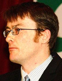 Sinn Féin Waterford County Councillor David Cullinane